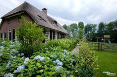 Siebers tuinprojecten tuin hovenier boerderij grind plataan