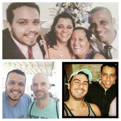 IRMÃ e o IRMÃO que Deus me deu... E os irmãos que a vida me deu. <3 <3  #Irmã #Irmão #DiaDoIrmão