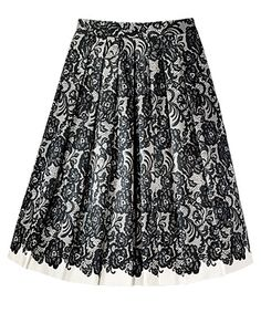 The Trend: Long Skirts - White House Black Market from #InStyle