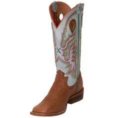 Women's Twisted X Ruff Stock Peanut Bullhide Cowgirl Boots