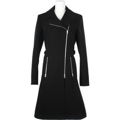 ALAIA Coat found on Polyvore