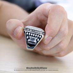 2015 Oklahoma Sooners Big 12 Championship Ring. Best gift from www.championshipringclub.com for  Sooners fans. You can custom your  ring now.