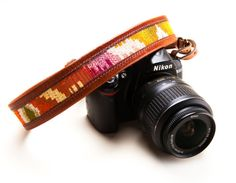 Le Jolie Camera Strap Leather Camera Strap, Camera Straps, Laide, Brass Buckle, The Chic, Beats Headphones, Italian Leather, Travel Accessories, Binoculars