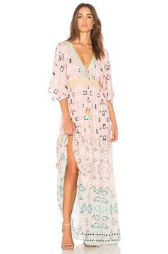 c1139935f1f HEMANT AND NANDITA x REVOLVE Maxi Dress in Multi