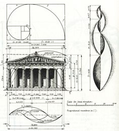 classical greek sculpture geometry proportion - Buscar con Google