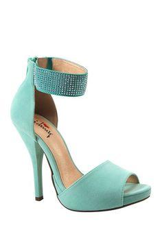 Luichiny Take a Walk Embellished Sandal on HauteLook