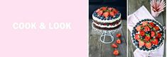 Cook & Look: Blok waniliowy z pistacjami, żurawiną i orzechami Superfood, Nigella, Food And Drink, Pizza, Baking, Recipes, Cook, Deserts, Essen