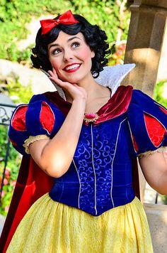 Adorable Snow White photo by #EverythingDisney