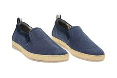 Geox Schuhe Copacabana Slipper blau (U52B7B 000NB C4064)