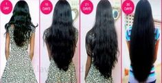 Comment faire pousser vos cheveux de plus d' 1 cm par semaine ! - Comment faire pousser vos cheveux de plus d' 1 cm par semaine ! Make Hair Grow Faster, Grow Long Hair, How To Make Hair, Grow Hair, Natural Hair Styles, Long Hair Styles, Hair Loss Remedies, Tips Belleza, Hair Health