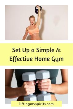You don't need to have a lot of equipment to get yourself set up at home to workout effectively. And it can be done without spending a fortune. Includes suggested exercises. #fitnesstips#homegym#loseweight#Getfit#healthyliving#fatloss#fitover40#fitover50#selfcare#getfittips Fitness Motivation Quotes, Fitness Tips, Fitness Style, Gym Workouts, At Home Workouts, Pilates Abs, Fit Over 40, 30 Minute Workout, Muscle Recovery