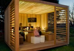 Ecospace   Pavillons