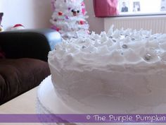 { My Christmas Cake }