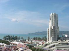 Phuket'in en popüler plajı olan Patong