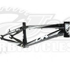 DK Professional V2 BMX Race Frame 20mm-Black at J