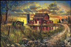 Memories Past by Jim Hansel