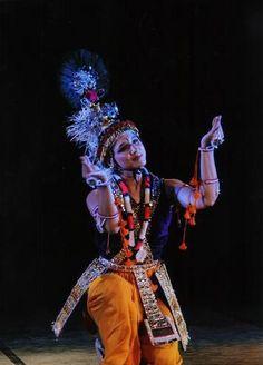 Manipuri - Dancer Noopur Singha