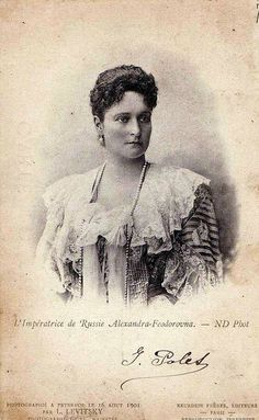 Kaiserin Alexandra von Russland, nee Princess of Hesse-Darmstadt | Flickr - Photo Sharing!