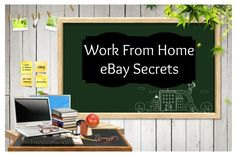 How to make money on eBay: Work from home secrets make money from home, make extra money #makemoney