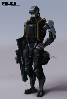 Police 10192013 by WarrGon.deviantart.com on @deviantART