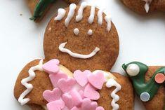 En småkagemand med hjerte - Bagvrk.dk Gingerbread Cookies, Blog, Desserts, Inspiration, Biscuits, Gingerbread Cupcakes, Ginger Cookies, Biblical Inspiration, Deserts