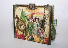 Magic of Oz Mini Album by ambesi @2peasinabucket