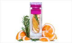 Fruit Infuser Water Bottle - available in the FabFitFun VIP Box!!!