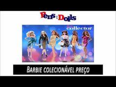 #BarbieColecionávelPreço #BarbieColecionávelPreçoemSP