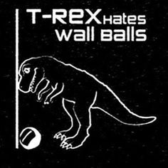 #crossfit #wallball #motivation