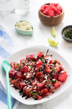 This Watermelon Feta