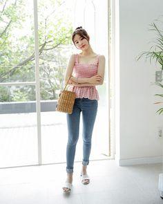 #Dahong style2017  #summerlook #HyeWon