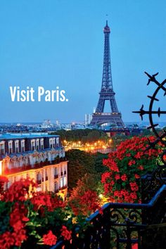 When you say France, the first thing that comes to mind are Paris and the Eiffel Tower or in French La Tour Eiffel. Scroll down and to see Outstanding Photos From The Eiffel Tower In The Four Seasons And By Night. Places To See, Places To Travel, Travel Destinations, Plaza Athenee Paris, Places Around The World, Around The Worlds, Beautiful World, Beautiful Places, Simply Beautiful