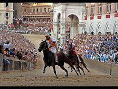 El Palio-Historia-Siena-Toscana-Italia-Producciones Vicari.(Juan Franco ...