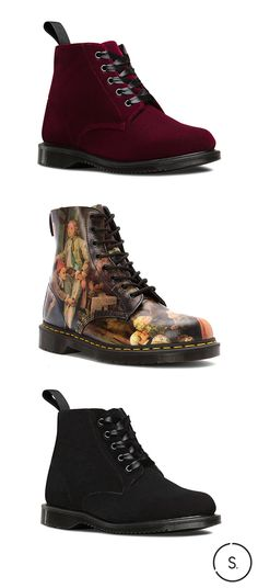 Stand up for style in Dr. Marten's boots! Get FREE SHIPPING on your pair today!