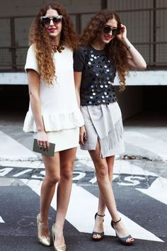 Sama & Haya Abu Khadra | Style Tao