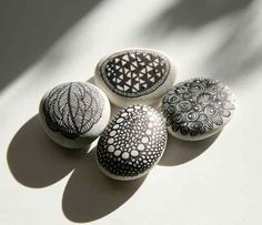 Painted Rocks: tips and inspiration!   Just Imagine – Daily Dose of Creativity