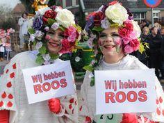 Wij hebben roos