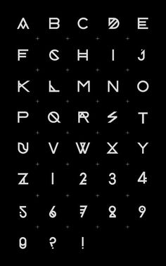HARF 77 by Marco Oggian, via Behance