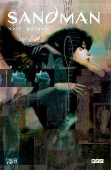 """The Sandman: Muerte"" (Neil Gaiman y Chris Bachalo, ECC Ediciones)"