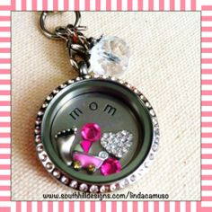 Great gift for a new Mom! South hill designs - visit https://www.southhilldesigns.com/charmingkeepsakes to place an order
