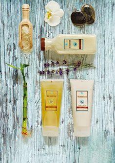Aroma Spa Collection #gelrelajante #salesdelmarmuerto #hidrantedealoevera #aloevera #aloe