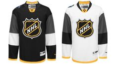 NHL Unveils 2016 All-Star Game Jerseys = The National Hockey League today unveiled the jerseys that will be worn by the League's All-Stars during the 2016 Honda NHL All-Star Game at Bridgestone Arena in Nashville on January 31.....