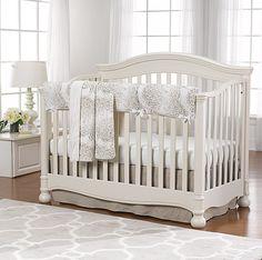 White Crib Bedding On Pinterest Navy Crib Bedding Pink