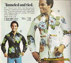 Plaid Stallions : Rambling and Reflections on '70s pop culture: Failed Fashion Trends
