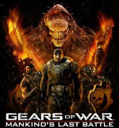 gears of war tee