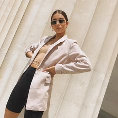 Checked Blazer, Blazers For Women, Boss Lady, Workwear, Jackets, Outfits, Clothes, Fashion, Clothing