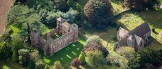 Burnell Castle --ancestor died here