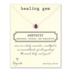 Dogeared Healing Gem Amethyst Necklace - Sterling Silver Dogeared Jewelry Co.,http://www.amazon.com/dp/B00BVRSPIU/ref=cm_sw_r_pi_dp_8o9Lrb52CEE54397