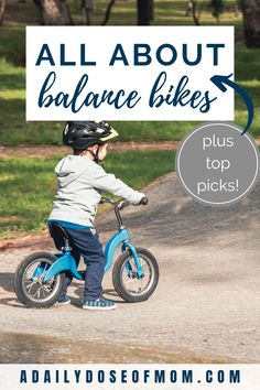 What is a balance bike and does your child need one? Read this to find out what a balance bike is, how to use one, and the benefits of having one for your toddler. #balancebike #toddler #grossmotordevelopment Baby Sensory Ideas 3 Months, Sensory Activities Toddlers, Motor Skills Activities, Infant Activities, Gentle Parenting, Parenting Teens, Parenting Advice, Baby Sensory Board, Potty Training Boys
