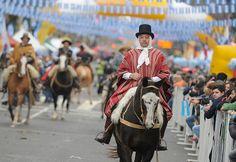 Perfil.com | Fotogaleria | Una multitud festeja la vigilia del Bicentenario en todo el país | Foto 7